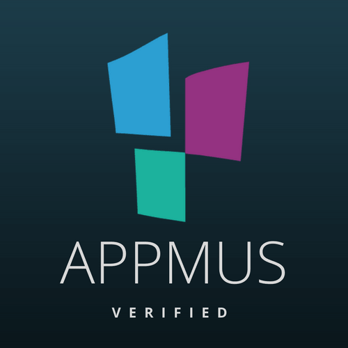 Appmus Verified Award For Win7 MAC Address Changer